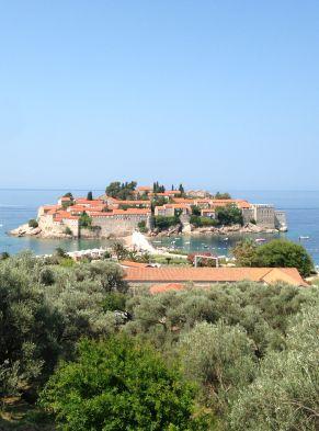 Voyage scolaire Sveti Stefan Montenegro